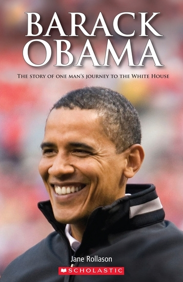 Barack Obama. Reader + Audio CD (Poziom: 2; A2)