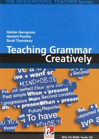Teaching Grammar Creatively (książka + CD-ROM/Audio CD)