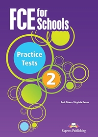 FCE for Schools 2 Practice Tests. Class Audio CDs