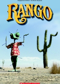 Rango. Reader + Audio CD (Poziom 2)