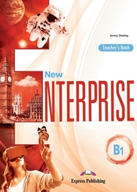 New Enterprise B1 Teacher's Pack (Teacher's Book + DigiBook Student's Book)
