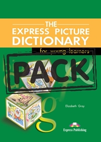 Express Picture Dictionary. Student's Book + Activity Book