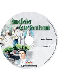 Simon Decker & the Secret Formula. Audio CD