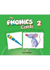 My Phonics 2: Short Vowels My Phonics Cards