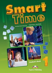 Smart Time 1. Student's Pack (Podręcznik niewieloletni + Interactive eBook)