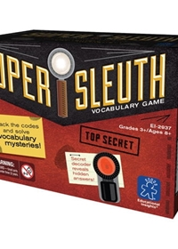 Super Sleuth: Vocabulary Game