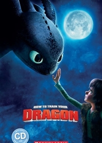 How to Train Your Dragon. Reader + Audio CD (Poziom: 1)