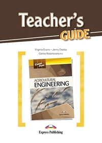 Agricultural Engineering. Teacher's Guide