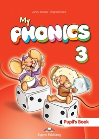 My Phonics 3: Long Vowels Pupil's Book + Digi Material (Podręcznik)