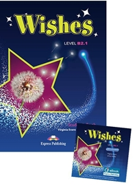 Wishes B2.1 (NEW). Student's Pack (Podręcznik + Interactive eBook)