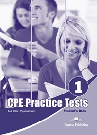 CPE Practice Tests 1. Student's Book + kod DigiBook