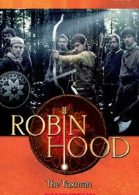 Robin Hood: The Taxman. Reader + Audio CD (Poziom: Starter)