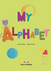 My Alphabet + Audio CD