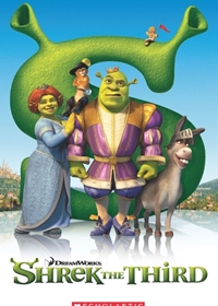Shrek the Third. Reader + Audio CD (Poziom: 3)