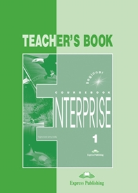 Enterprise 1. Teacher's Book