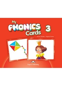 My Phonics 3: Long Vowels My Phonics Cards
