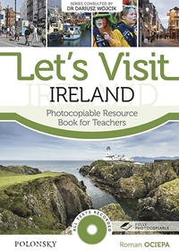 Let's Visit Ireland. Teacher's Book + Audio CD