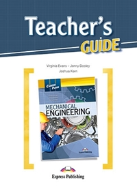 Mechanical Engineering. Teacher's Guide