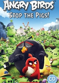 Angry Birds: Stop the Pigs! Reader + Audio CD (Poziom: 2)