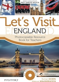 Let's Visit England. Teacher's Book + Audio CD