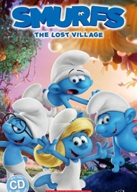 The Smurfs: The Lost Village. Reader + Audio CD (Poziom: 3)