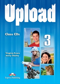 Upload 3. Class Audio CDs