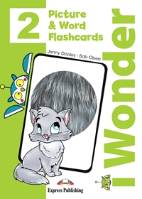 I Wonder 2 Picture & Word Flashcards