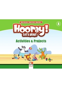 Hooray! Let's Play! (A) Activities & Projects (Ćwiczenia)
