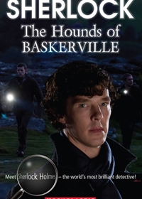 Sherlock: The Hounds of Baskerville. Reader + Audio CD (Poziom: 3; B1)