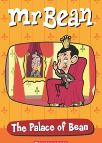 Mr Bean: The Palace of Bean. Reader + Audio CD (Poziom: 3)