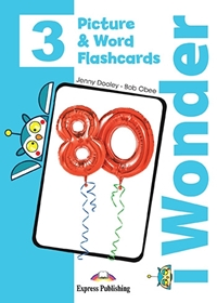 I Wonder 3 Picture & Word Flashcards