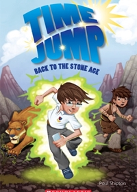 Time Jump: Back to the Stone Age. Reader + Audio CD (Poziom: 2)