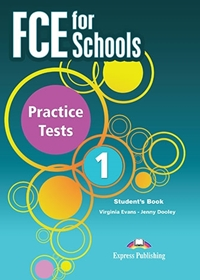 FCE for Schools 1 Practice Tests. Student's Book + kod DigiBook