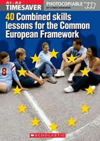 40 Combined Skills Lessons for the CEFR A1-A2 (książka + Audio CD)