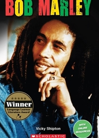 Bob Marley. Reader + Audio CD (Poziom: 3; B1)