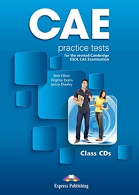 CAE Practice Tests. Class Audio CDs