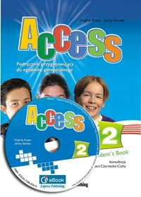 Access 2. Student's Pack (Podręcznik niewieloletni + Interactive eBook)
