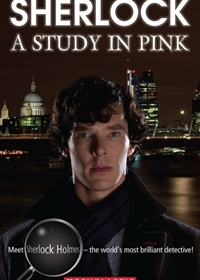 Sherlock: A Study in Pink. Reader + Audio CD (Poziom: 4; B2)