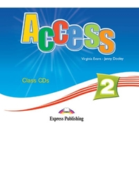 Access 2. Class Audio CDs