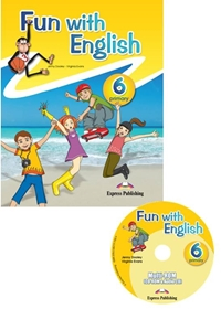 Fun with English 6. Pupil's Pack (Podręcznik + Multi-ROM)