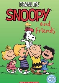 Peanuts: Snoopy and Friends. Reader + Audio CD (Poziom: 2)
