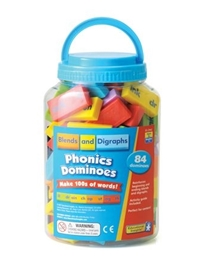 Phonics Dominoes: Blends & Digraphs