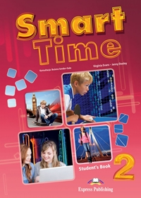 Smart Time 2. Student's Pack (Podręcznik niewieloletni + Interactive eBook)