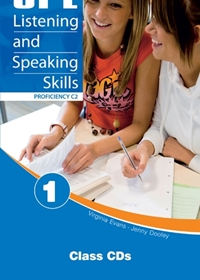 CPE Listening & Speaking Skills 1. Class Audio CDs