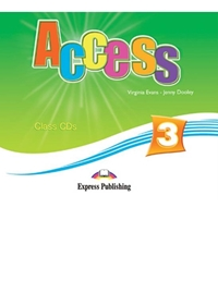 Access 3. Class Audio CDs