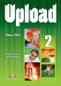 Upload 2. Class Audio CDs