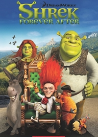 Shrek Forever After. Reader + Audio CD (Poziom: 3)