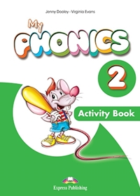 My Phonics 2: Short Vowels Activity Book + Digi Material (Ćwiczenia)