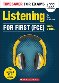 Timesaver for Exams: Listening for First (FCE) + 2 Audio CDs