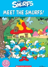 The Smurfs: Meet the Smurfs! Reader + Audio CD (Poziom: Starter)